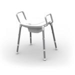 RG515 - SPACE SAVER TOILET SEAT RAISER - product visual