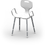 RG555H - SPACE SAVER SHOWER CHAIR - product visual - Copy